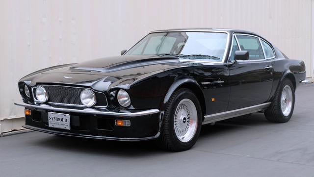 1987 Aston Martin Vantage X Pack Symbolic International